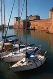 Livorno Royalty-vrije Stock Afbeeldingen