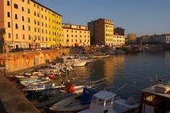 Livorno Fotografía de archivo libre de regalías