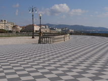 Livorno Imágenes de archivo libres de regalías