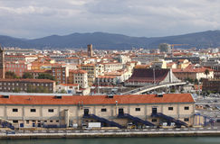 Livorno, Italy. The very busy Portal town of Livorno, Italy. I use an ultra high quality CANON L SERIES lens to provide you the buyer with the highest quality of royalty free stock images