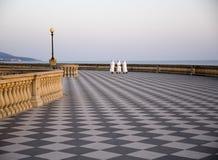 Livorno - Terrazza Mascagni Royalty Free Stock Images