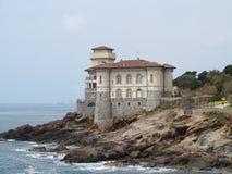 Livourne Toscane Italie Images stock