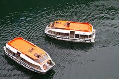 Livräddningsbåt Royaltyfria Bilder