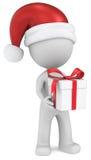 Livraison pour Noël. Imagenes de archivo