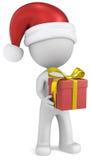 Livraison pour Noël. Foto de archivo libre de regalías