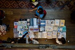 A livraria de Lello Porto Portugal Fotos de Stock
