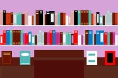 Livrarias Foto de Stock Royalty Free