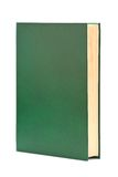 Livre épais dans le cache vert Photos stock