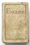 Livre anglais Images stock