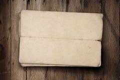 Livre antique d'Asie du sud Photo libre de droits