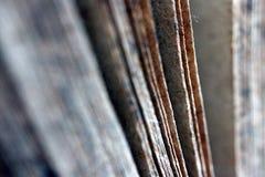 Livre antique/vieux Photographie stock libre de droits