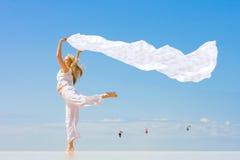 Livre como um vento fotografia de stock royalty free