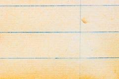 Livre d'école de cru 1900 Images libres de droits