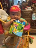 livre d'amour de bébé Photographie stock