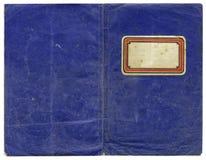 Livre d'exercice de vintage 2 Photographie stock libre de droits