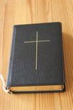 Livre de cantiques chrétien Photos stock