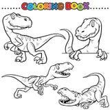Livre de coloration illustration stock