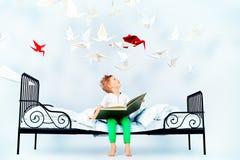 Livre de contes de fées Photographie stock libre de droits