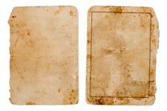 Livre de cru ou cache de copybook d'isolement photo stock