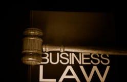 Livre de loi Image libre de droits