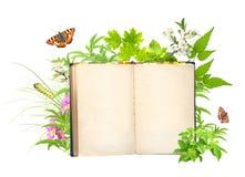 Livre de nature Photographie stock libre de droits