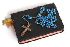Livre de prière images stock