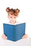 Livre de relevé d'enfant Photo libre de droits