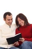 Livre de relevé de couples Image libre de droits