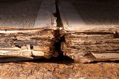 Livre des âges foncés Image libre de droits
