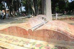 Livre-fontaine Photos libres de droits