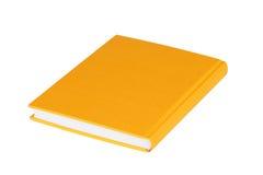 Livre jaune Photos stock