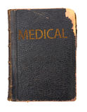 Livre médical Photo stock