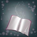 Livre magique Images libres de droits