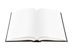 Livre ouvert Photographie stock