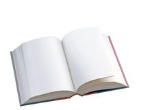 livre ouvert Image libre de droits