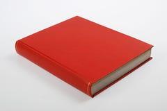 Livre rouge Photos libres de droits