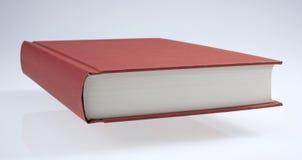 Livre rouge Photo stock