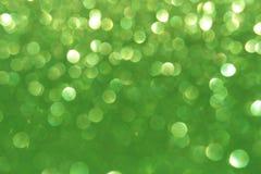 Livre vert brillant Photos libres de droits