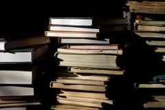 Livres 1 photos stock