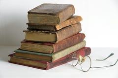 livres 1 antic Photographie stock libre de droits