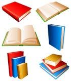 Livres. Photo stock