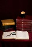 Livres. Images stock