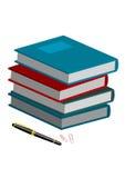livres Photographie stock libre de droits
