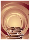 Livres illustration de vecteur