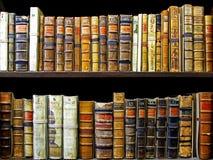 Livres antiques Photo stock