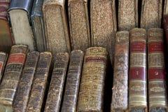 Livres antiques de Paris Photographie stock libre de droits