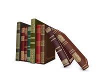 Livres classiques Photographie stock