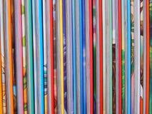 Livres colorés photo libre de droits