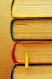 Livres démodés Image libre de droits