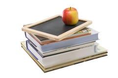 Livres d'école photo stock